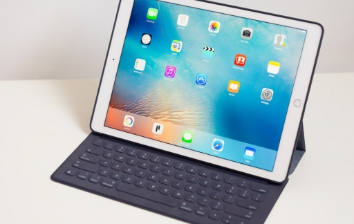 iPad Pro met Smart Keyboard