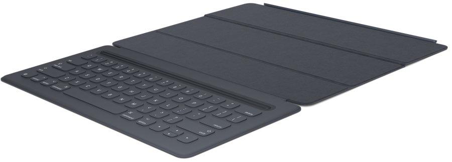 Smart Keyboard uitgeklapt
