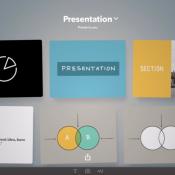 Paper heeft nu ook templates voor projecten.