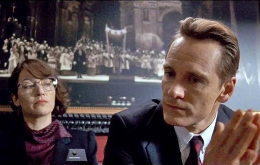 Steve Jobs film met Michael Fassbender en Kate Winslet