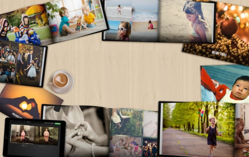 Pastbook fotoboek