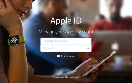 Apple ID inloggen