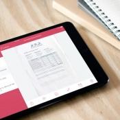 Scanbot voor iPad