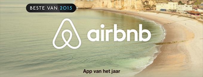 AirBnB app van het jaar iPad