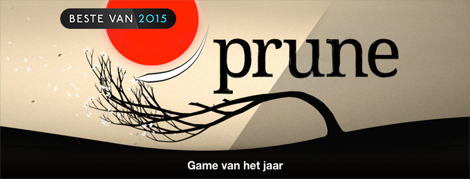 Prune game vh jaar iPad