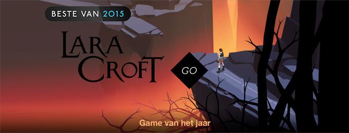 Lara Croft game van het jaar