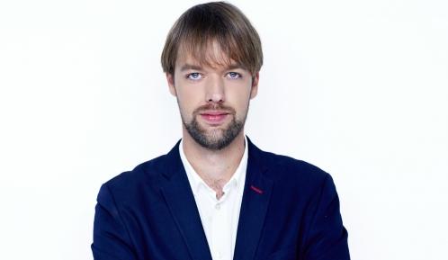 Olaf Koens, verslaggever voor het RTL Nieuws.