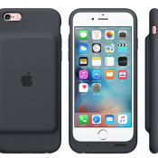 Apple onthult Smart Battery Case voor de iPhone 6(s)