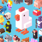 Zo speel je multiplayer Crossy Road op de Apple TV met iPhones