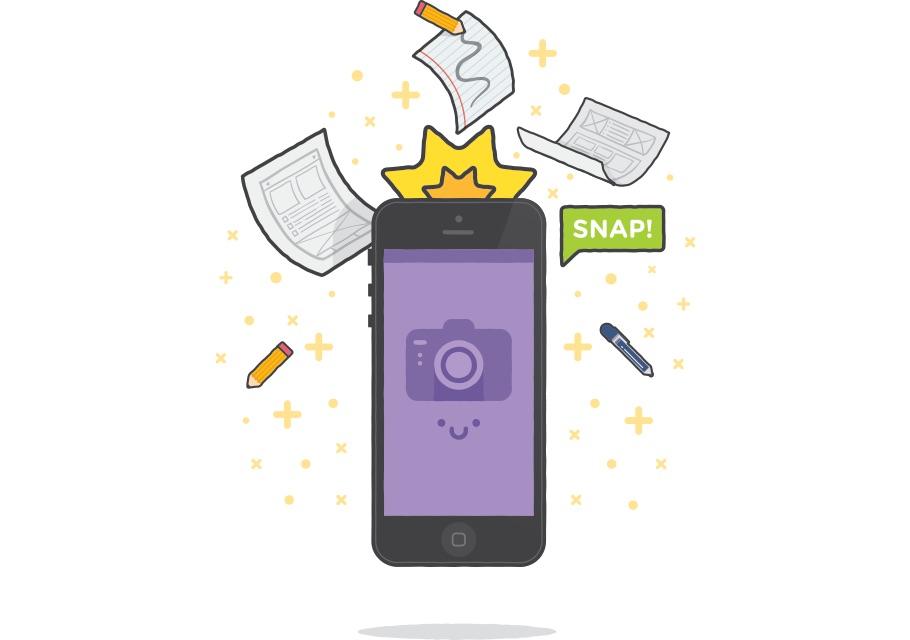 Met Marvel ontwerp je je eigen app.