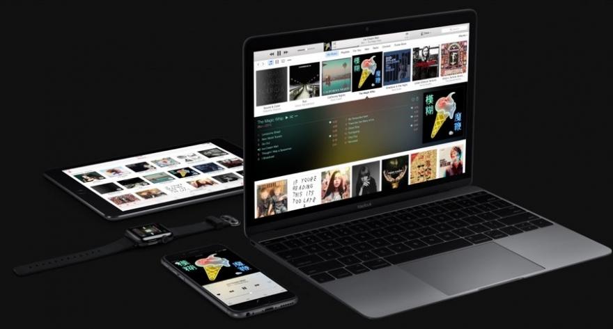 Allerlei apparaten waarop je Apple Music kunt afspelen