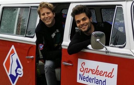 Sprekend Nederland gelanceerd.