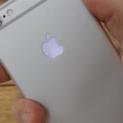 Met deze modificatie laat je je Apple-logo achterop je iPhone 6 oplichten.