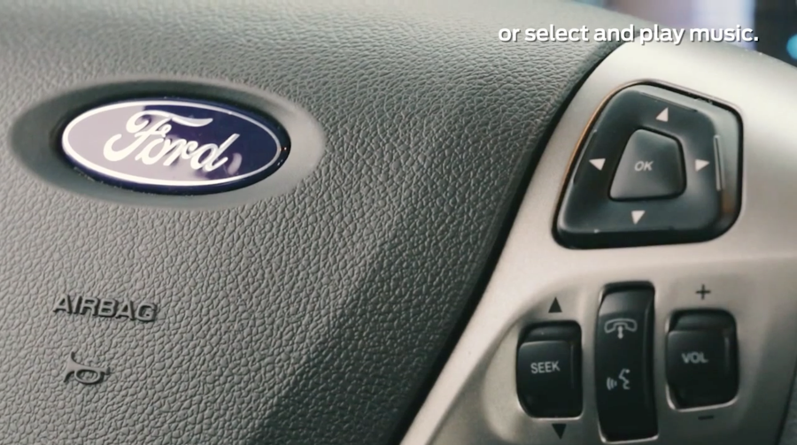 Ford-Siri