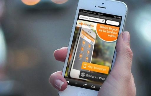 Clickandbuy app