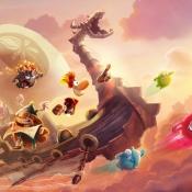 Rayman Adventures voor iOS en Apple TV.