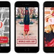 Snapchat maakt alle selfiefilters weer gratis, stopt met lenzenwinkel