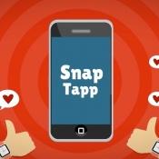 Snap Tapp voor de iPhone.