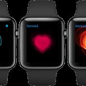 Hartslag sturen met Apple Watch