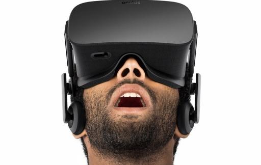 Oculus Rift virtual realitybril
