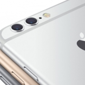 iPhone 7 dubbele cameralens