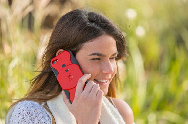 Just in Case telefoongesprekken opnemen
