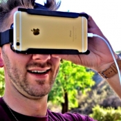 Tim Cook vindt virtual reality cool en ziet interessante toepassingen