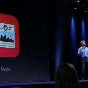 Apple News aankondiging