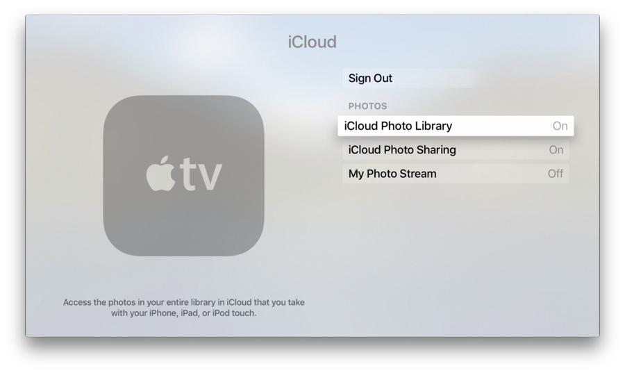 iCloud-Fotobibliotheek-Apple-TV