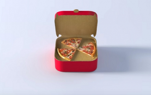 Apple TV reclamespot pizzadoos