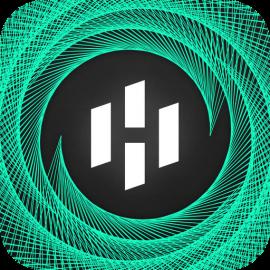 Hyperspektiv-icon