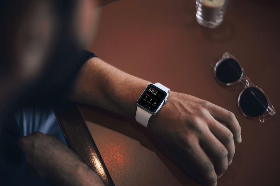 Music Tracker voor de Apple Watch.