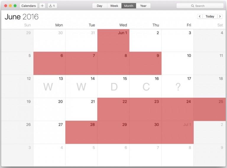 Juni Moscone-agenda 2016