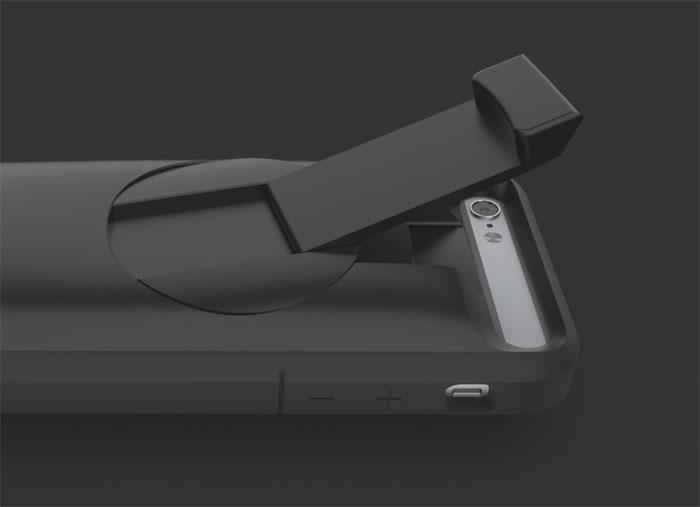 AMPware case voor IPhone