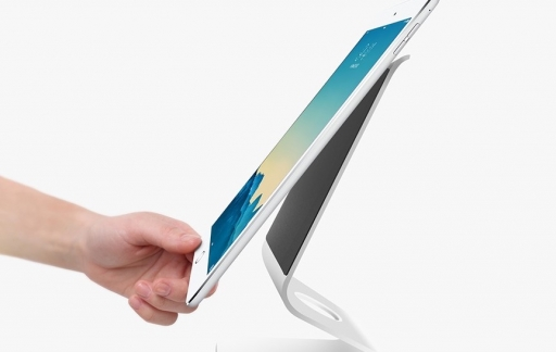 iQunix Zand houder voor de iPad.