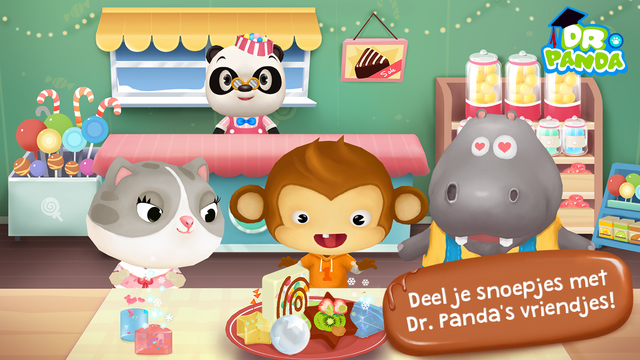 Dr-Panda-Snoepfabriek