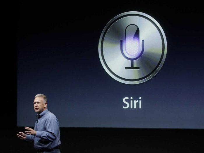 Phil Schiller en Siri
