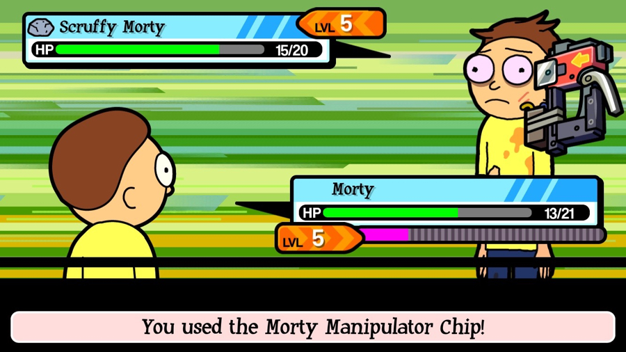 Pocket-Mortys