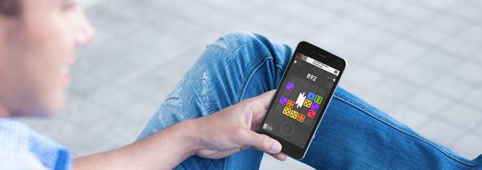 Merged iPhone-game