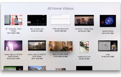 VLC: filmpjes die je kunt afspelen