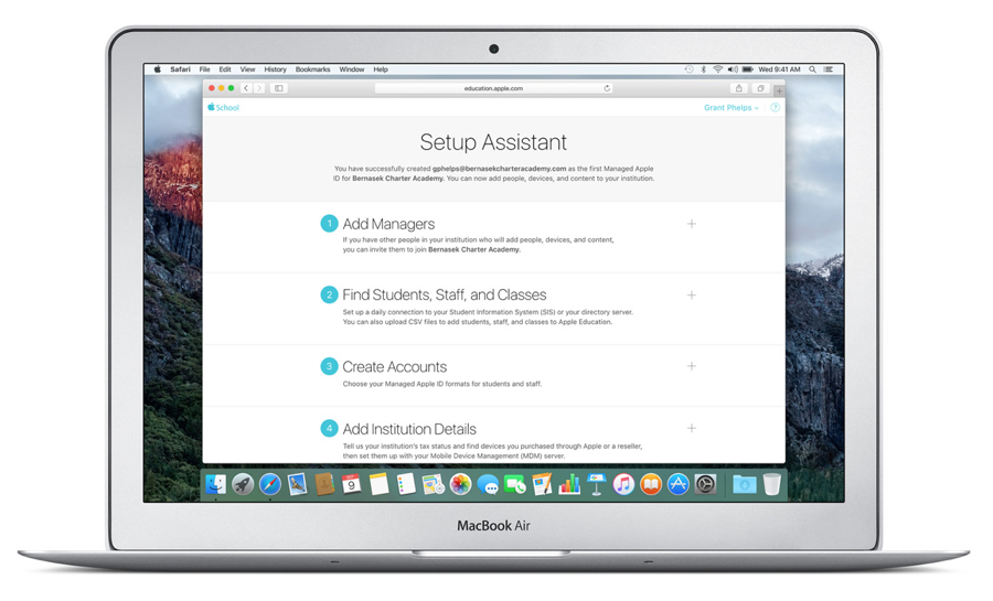 Apple-School-Manager-Mac