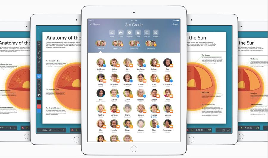 Classroom-app