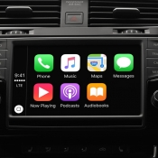 CarPlay in iOS 9.3 krijgt Apple Music-tabbladen en nuttige locaties in Kaarten