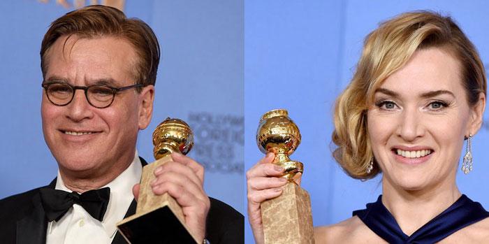 Steve Jobsfilm: Golden Globes