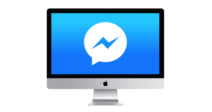 Facebook Messenger for Mac logo