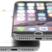 'iPhone 7 heeft geen koptelefoonaansluiting, kan draadloos opladen'