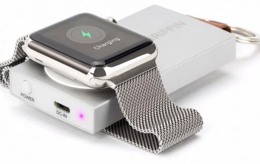 Griffin reservebatterij voor Apple Watch