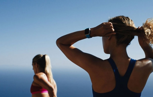 Apple Watch gebruiken tijdens het sporten