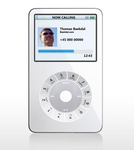 iPod-telefoon