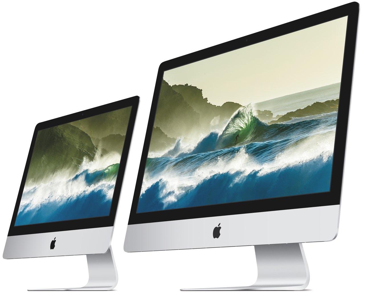 iMacs eind 2015